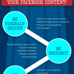 A Short Guide to Making Great Facebook Posts [infographic]