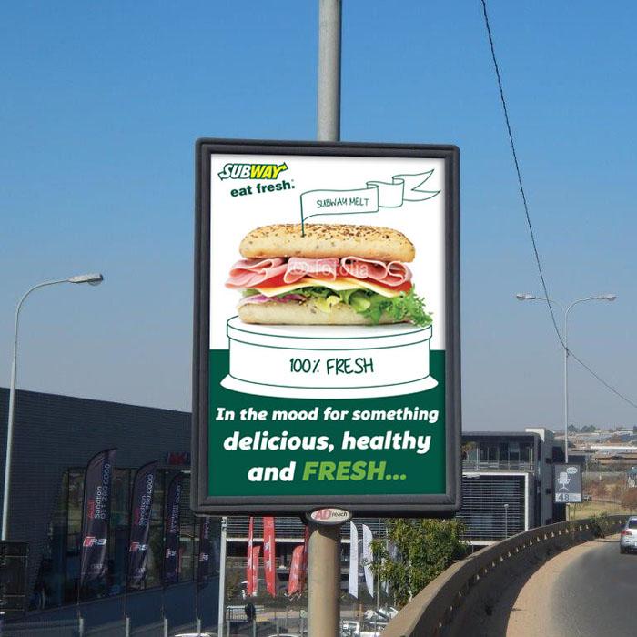 Advertising Billboard Corporate Design Creative | The